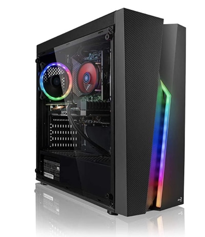 Megaport Platine AMD Ryzen 5 GeForce GTX1650