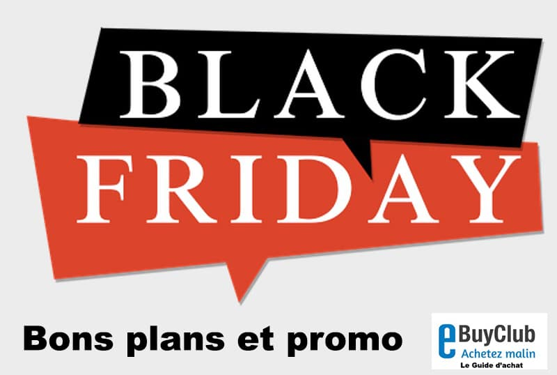 Black Friday promo 2020