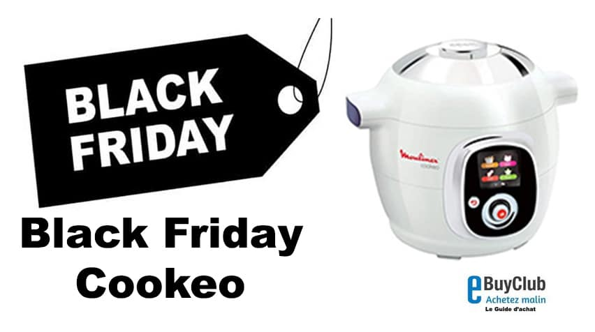 Black Friday Cookeo