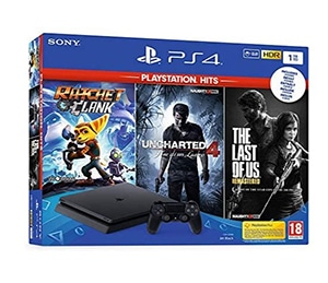 Pack PS4 Slim promo