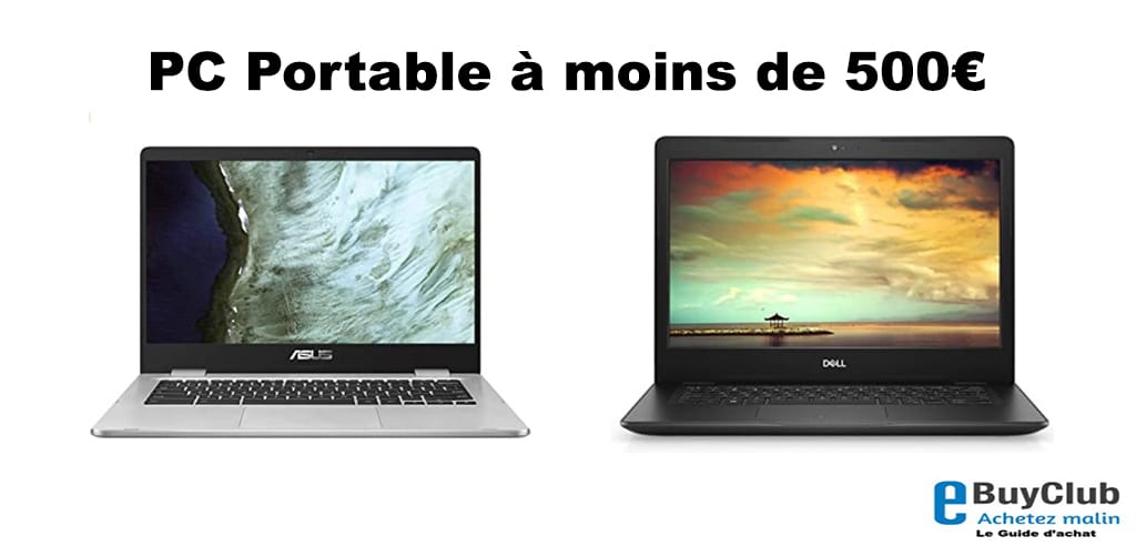 PC Portable à moins de 500€