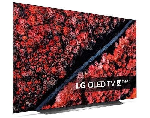 TV 4K LG 55C9 OLED