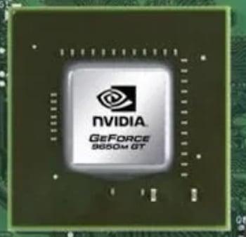 Carte Graphique Portable Nvidia