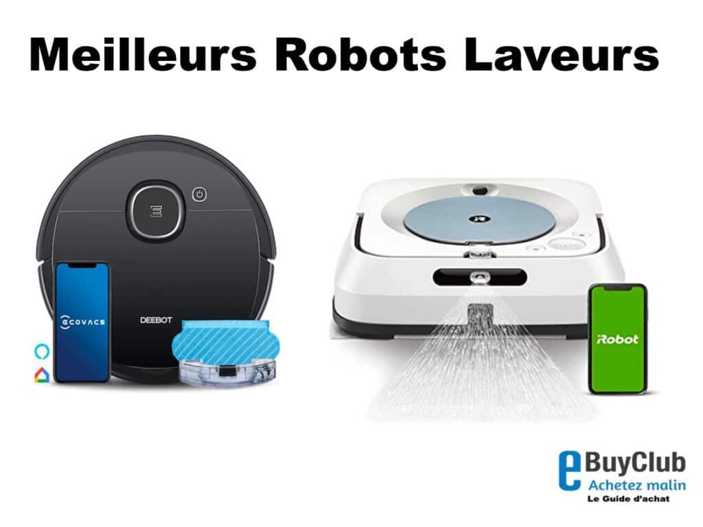 Meilleur Robot Laveur