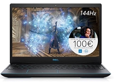 PC Gaming Dell Inspiron G3