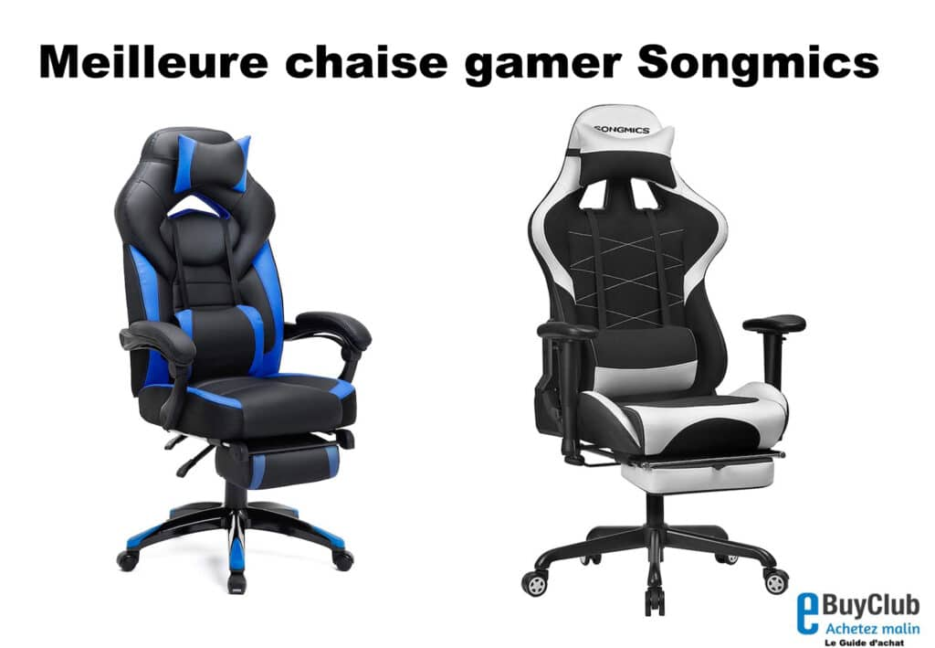 Meilleure Chaise Gamer Songmics