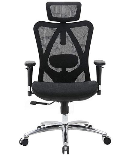 Fauteuil de bureau ergonomique SIHOO