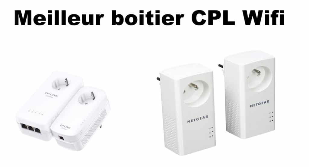 Meilleur Boitier CPL Wifi