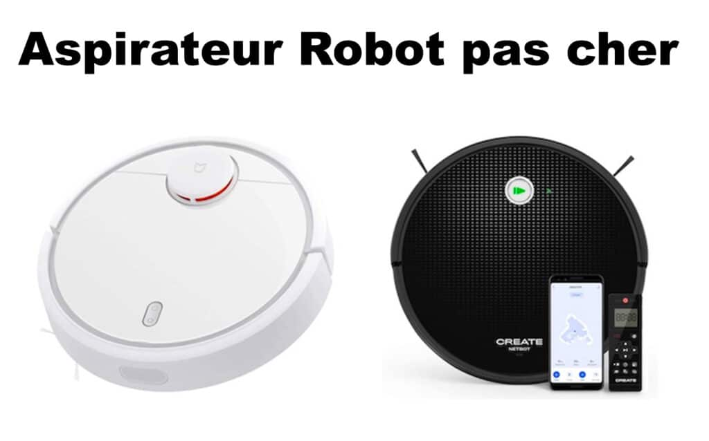 aspirateur robot pas cher