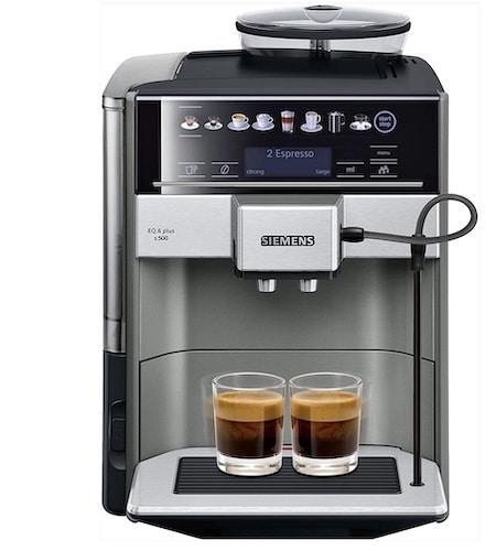 Machine cafe à grain Siemens EQ6 S500