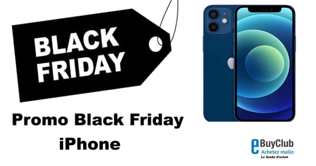 Black Friday iPhone promotion
