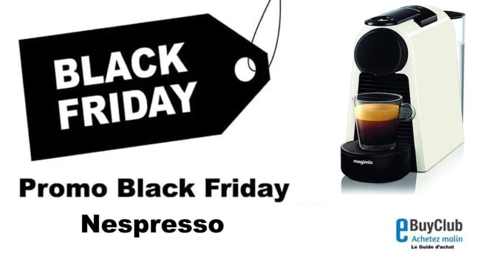 Black Friday Nespresso