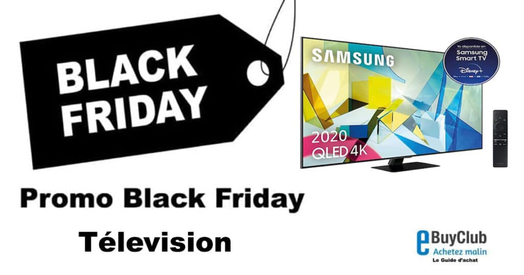 Black Friday TV