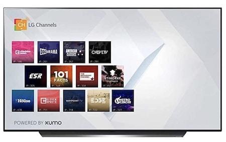 TV LG Oled OLED55CX6 4K