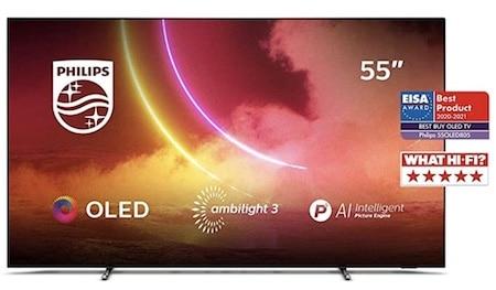 TV Philips 55OLED855